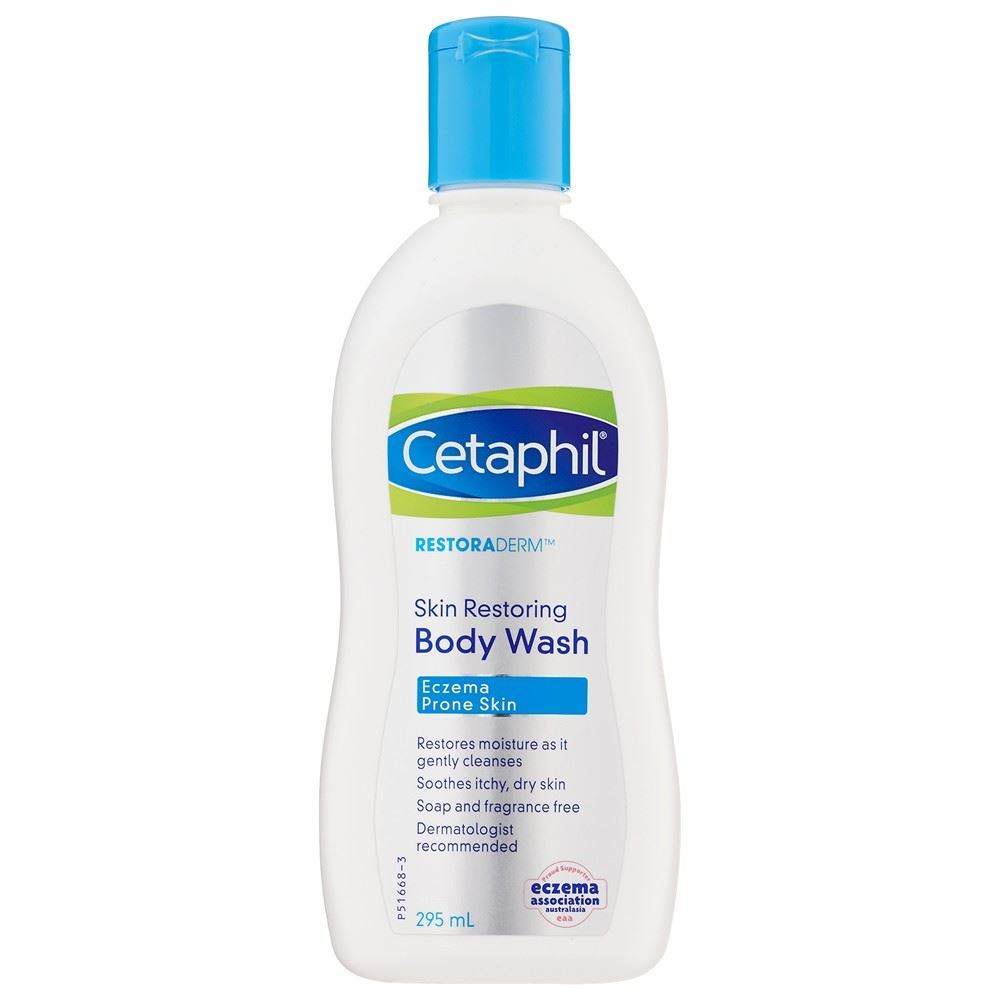Cetaphil Restoraderm Wash 295mL