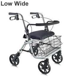 Challenger Low-Wide Walker