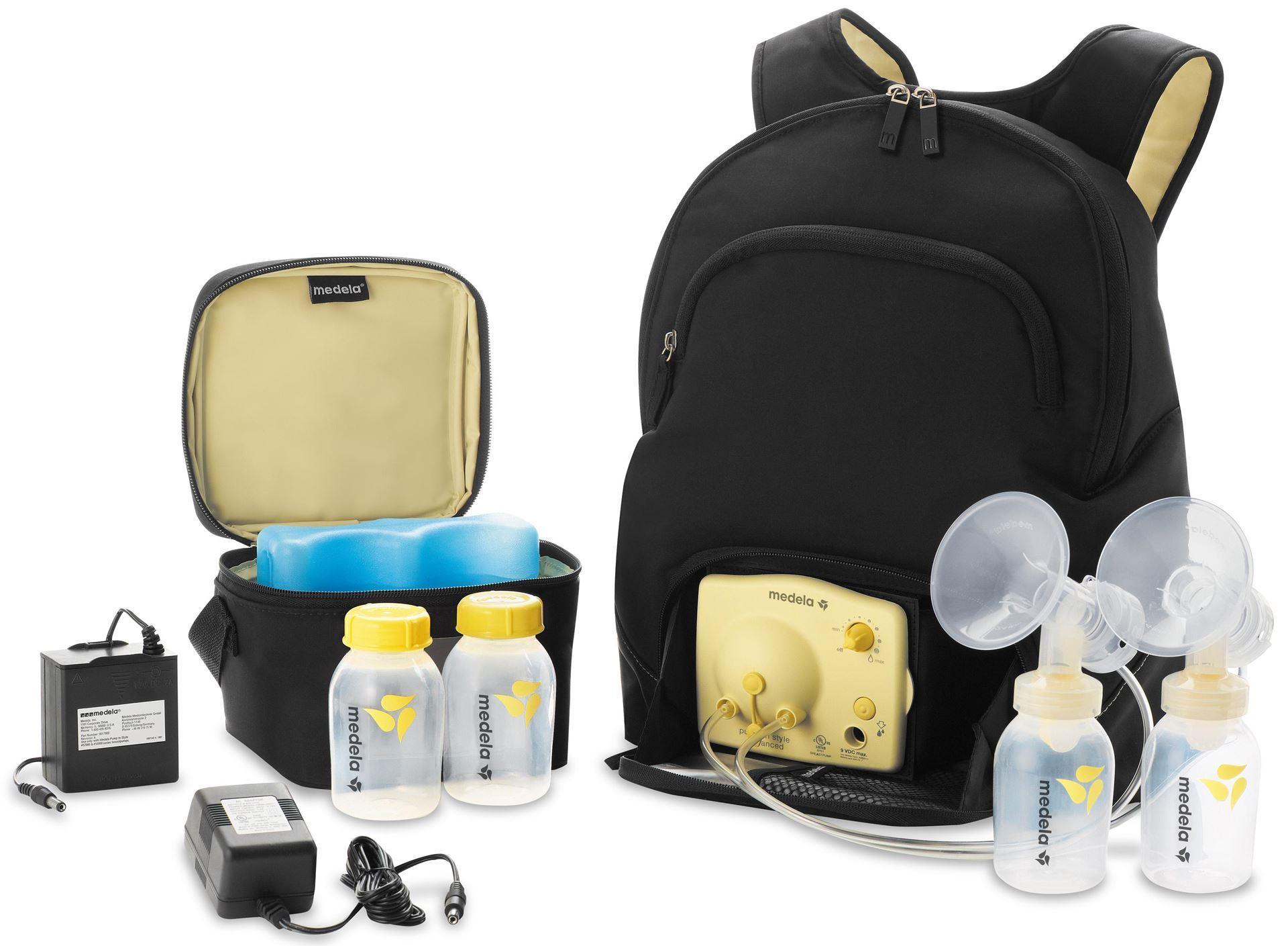 Medela Pump In Style Breastpump Backpack bag